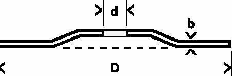 Отрезной круг Standard по металлу 230 х 3мм, прямой - фото 2
