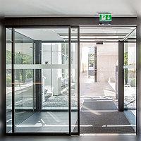 Автоматическая раздвижная дверь DORMA ST FLEX SECURE (Германия)