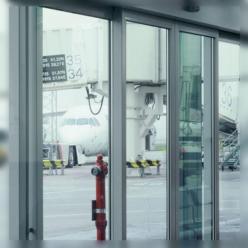 Автоматическая раздвижная дверь DORMA ST R (Германия)