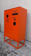 Контейнер для сбора, накопления и хранения отработанных энергосберегающих ламп, ртутных термометров КЛБ 2