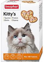 Kitty's Mix 180 т – Комплекс витаминов в виде лакомства  для кошек