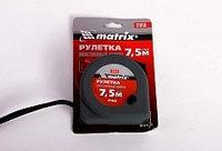 """Рулетка Fine """"Matrix"""" 7,5 м х 25 мм"""