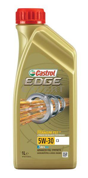 5W30 CASTROL EDGE C3 1L(Великобритания)
