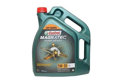 Моторное масла Castrol MAGNATEC Stop-Start 5W-30 C3 4L (Великобритания)