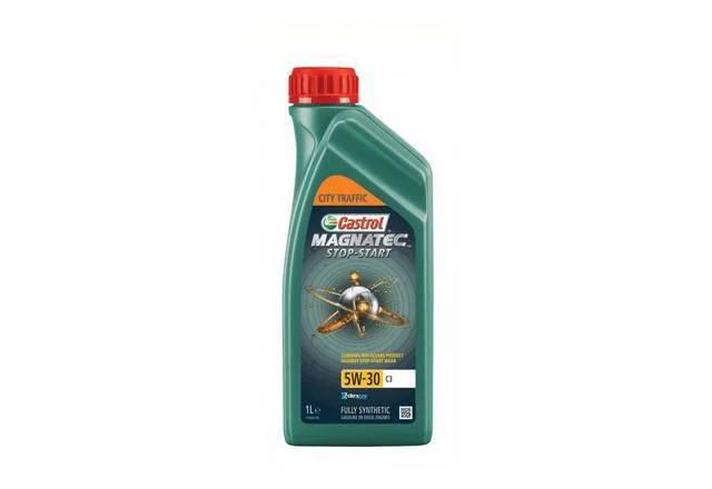 Моторное масло Castrol MAGNATEC Stop-Start 5W-30 C3 1L(Великобритания)