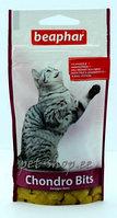 Витаминное лакомство для кошек.Chondro Bits/35гр