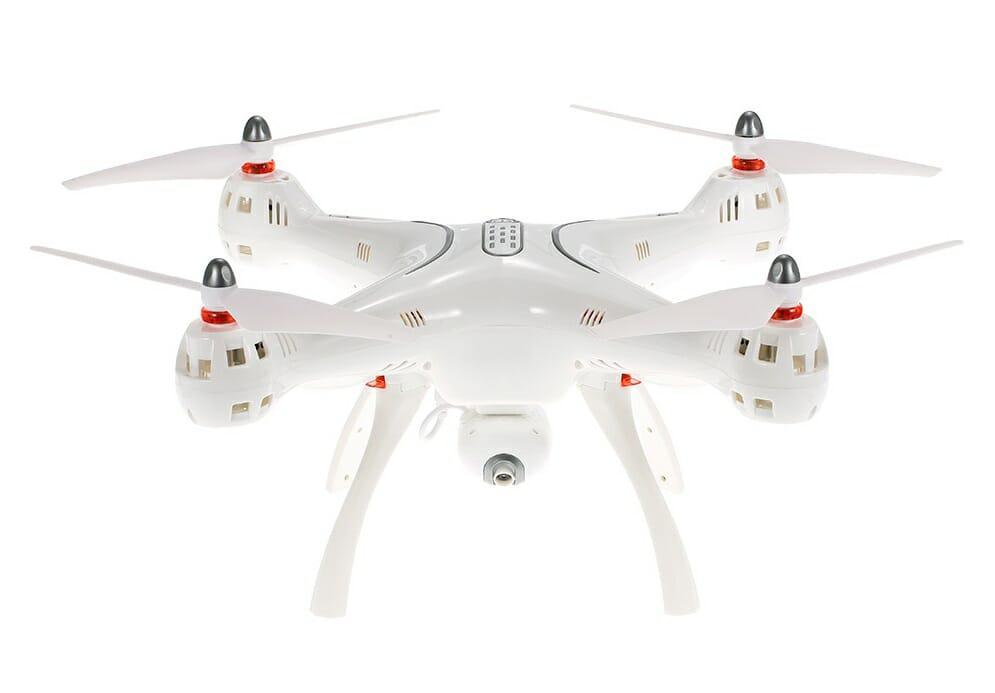 Квадрокоптер Syma X8PRO с GPS автовозврат FPV трансляция Wi-Fi поворот камеры 2.4G RTF
