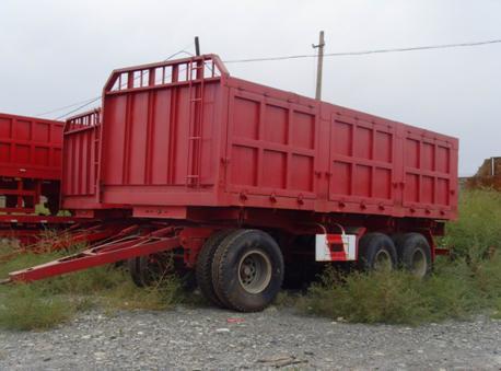 Прицеп  Трехосный 25 тонник