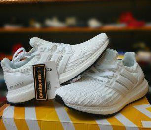 Кроссовки Adidas UltraBoost White