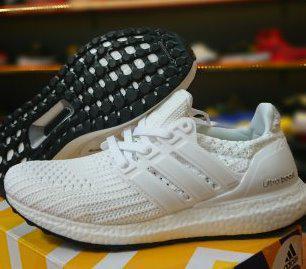 Кроссовки Adidas UltraBoost White , фото 2
