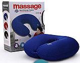 Подушка-подголовник массажная Neck Massage Cushion, фото 2