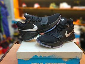 Баскетбольные кроссовки Nike PG1 from Paul George Black