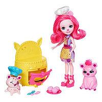 """Mattel Enchantimals FJJ28 Игровой набор """"Веселая пекарня"""", фото 1"""