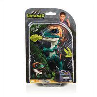 WowWee Fingerlings - DINO 3783 Интерактивный динозавр Fury 12 см, фото 1