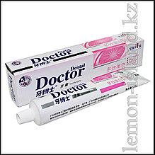 Зубная паста Dental Doctor отбеливающая, 120 г.
