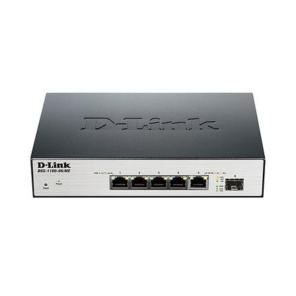 D-Link Коммутатор DGS-1100-06/ME, фото 2