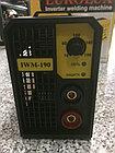 Сварочный аппарат EUROLUX IWM190 Инверторный, фото 5