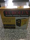 Сварочный аппарат EUROLUX IWM190 Инверторный, фото 6