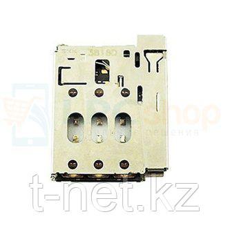 Сим коннектор HTC DESIRE 816H/W