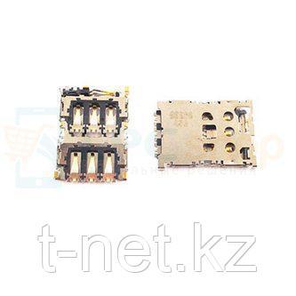 Сим коннектор HTC DESIRE 820