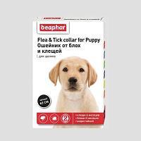 Ung. Flea and T.C. for Puppy 65 cм - Ошейник для щенков черный