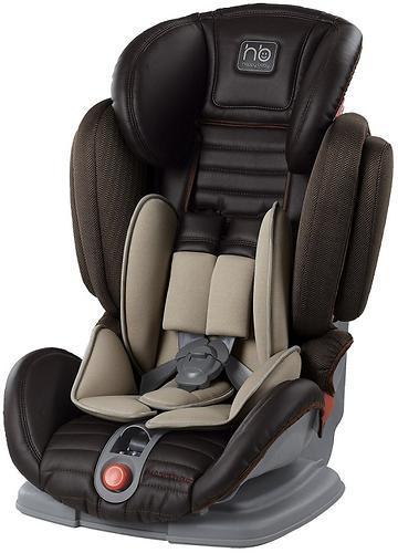 Автокресло Happy Baby Mustang Black