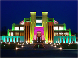 Архитектурное освещение, Монтаж, установка и проектирование подсветки фасадов зданий, фото 3