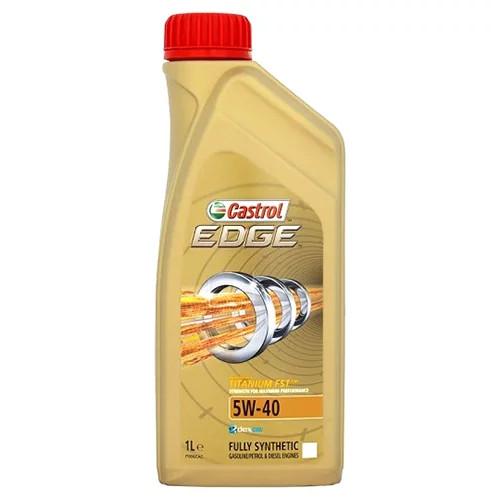Моторное масло CASTROL EDGE 5W-40 1L(Великобритания)