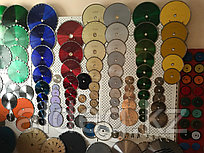 Алмазный диск по асфальту 350