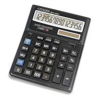 """Калькулятор настольный CITIZEN """"SDC-435"""" 16-разрядный черный"""