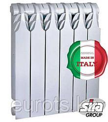 Финальная распродажа алюминиевых радиаторов Sira