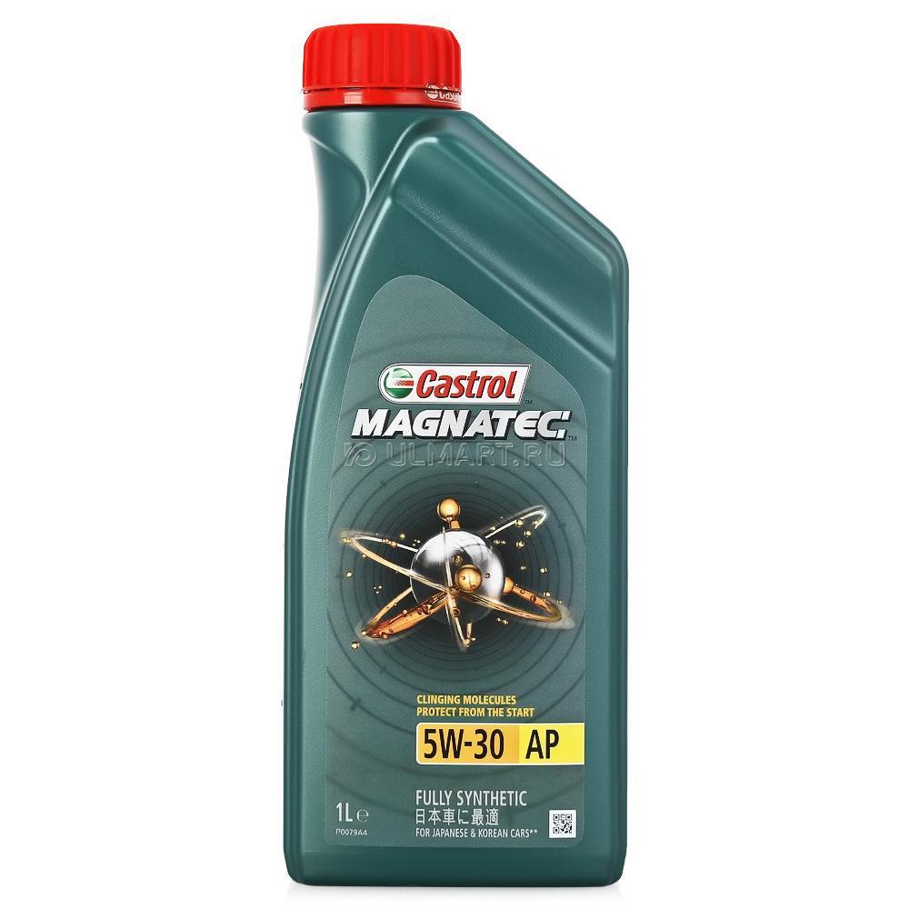 Моторное масло Castrol MAGNATEC 5W-30 AP 1L (Великобритания)