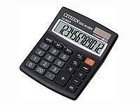 """Калькулятор настольный CITIZEN """"SDC-812В"""" 12-разрядный черный"""
