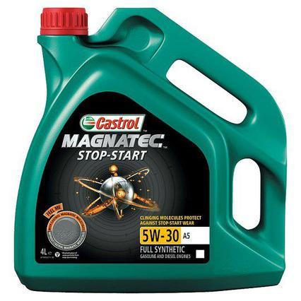 5W30 Castrol MAGNATEC Stop-Start A5 4L(Великобритания)