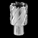 Кольцевая фреза (полое корончатое сверло) из HSS, длиной 30 мм и Ø от 12-100 мм.