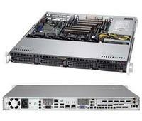 Сервер Supermicro CSE 813MFTQC-505CB