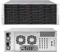 Сервер Supermicro CSE-846BEC1-R1280