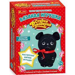 """Ranok 13185014Р Набор для творчества """"Вязаная игрушка: Медведь"""""""