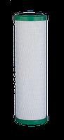 "Картридж с прессованным углем /5 мкм/ 2.5""х10"", фото 1"