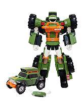 Tobot Робот-трансформер Тобот K (свет, звук), фото 1