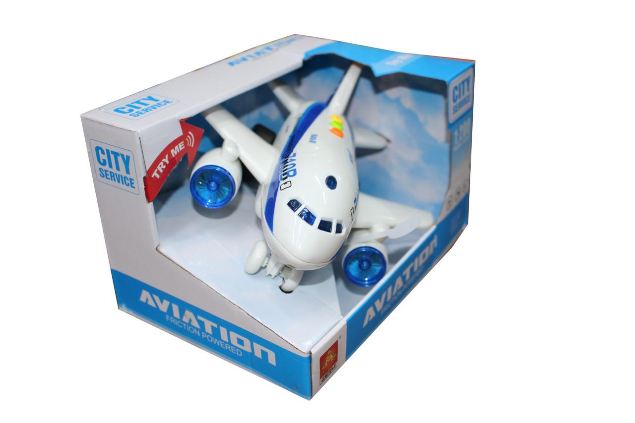 Самолет в коробке WY710AB