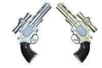 Револьвер музыкальный 583-2
