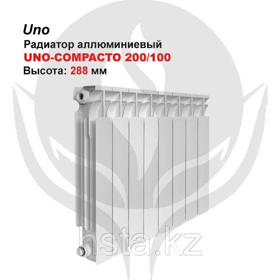 Радиатор UNO-COMPACTO 200