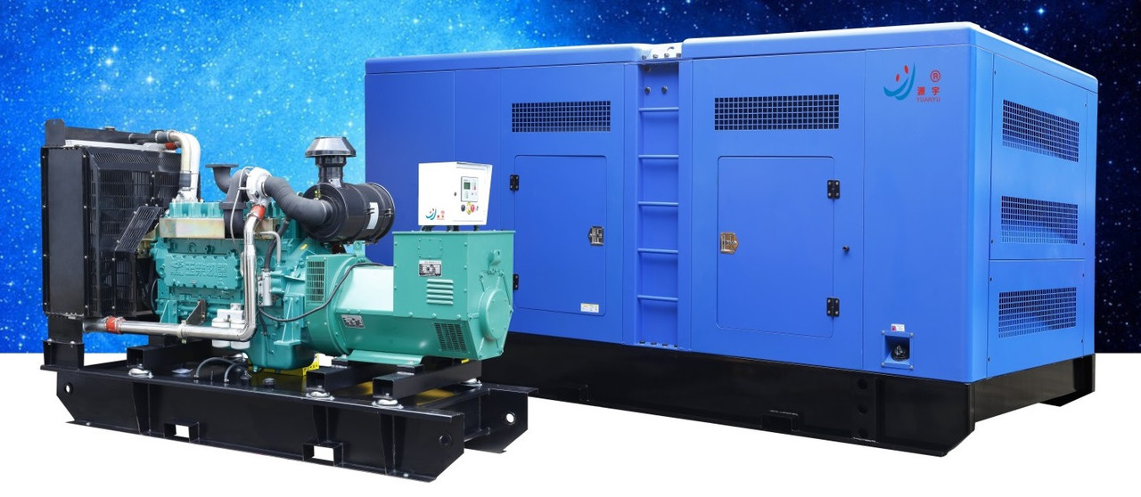 Дизельный генератор Yuchai Тип 240KW 300KVA