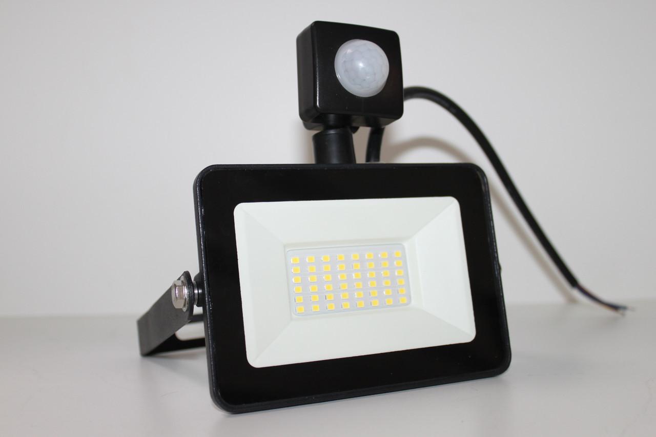 Прожектор LED ZI-DDS 30W 4000K  IP65