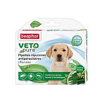 Противопаразитарные капли для щенков.Bio Spot On Puppy /3