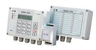 Приборы контроля и сигнализации