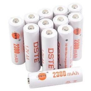 1 шт. 2300 mAh АА  аккумуляторы 1,2V  для вспышек и синхронизаторов , фото 2