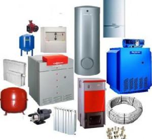 Радиаторы. Отопительное оборудование