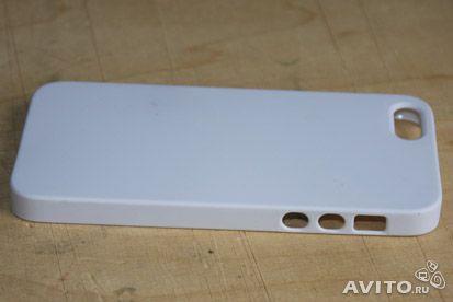 Чехол 3D и 2D под сублимацию для iPhone, Samsung